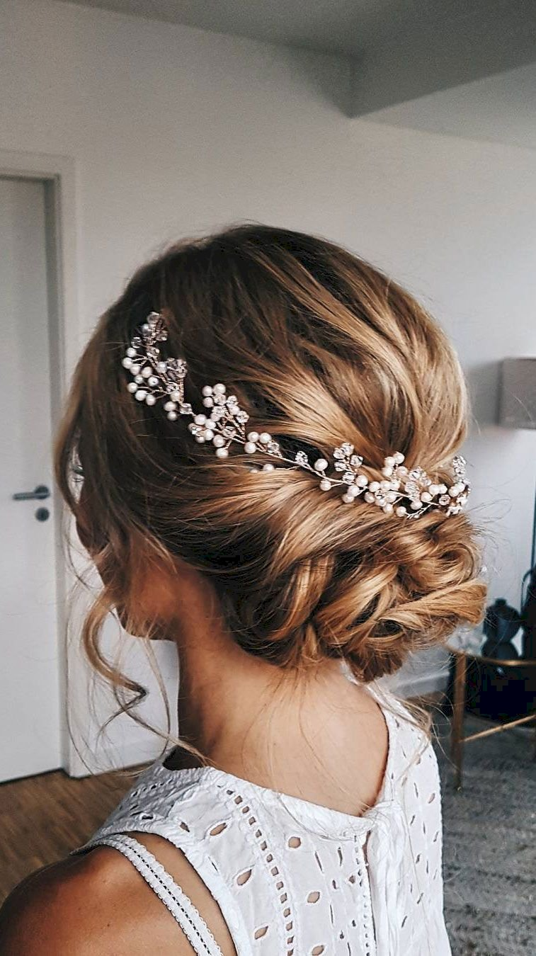 Top 20 Unique Bridal Hairstyles Ideas Bridal Hairstyles Ideas