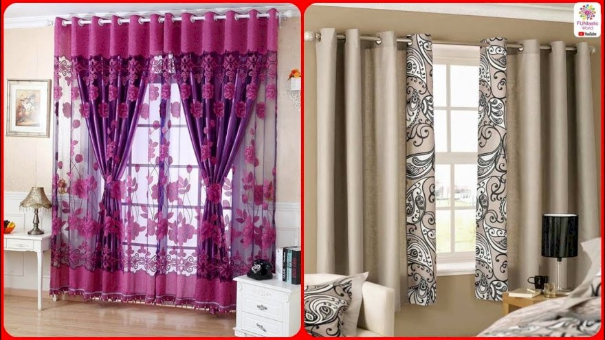 Curtain Designs Room Decor Ideas Beautiful Window Curtains Styles 2019 Fashion Marketplace India Fashion Re Seller Hub