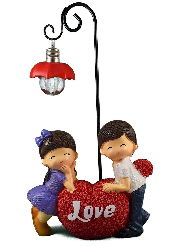 Urvi Creations Couple Showpiece Best Valentines Day Gift ...